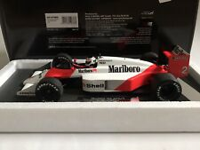 "Minichamps 537 871802 McLaren TAG MP4-3 / S.Johansson ""Full Livery"" F1 1987 1:18"