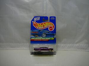 Hot Wheels 59 Impala 1999 Treasure Hunt 6/12 with Protector Case