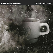 EXO Universe 2017 Winter Special Album CD+Booklet+KPOP Sealed