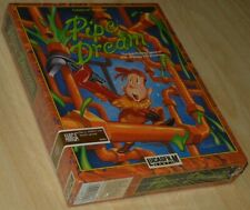 PIPE DREAM by Lucasfilm Commodore Amiga ~ BIG boxed/SEALED COLLECTIBLE ~ english