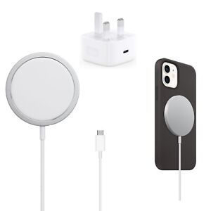 UK Plug PD 20W USB-C Type C Fast Wall Charger Adapter For iPhone 12,12 Pro ,Max