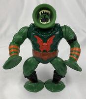 VINTAGE 1984 Leech Action Figure HeMan MOTU Masters Of Universe Mattel