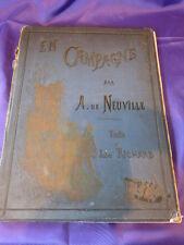 En Campagne par A. de Neuville (cp2)