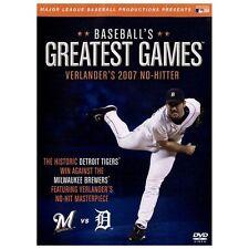 Baseball's Greatest Games: Verlander's 2007 No-Hitter [DVD]