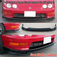 Mu-gen Style Front Bumper Lip (Urethane) Fits 98-01 Acura Integra 4dr