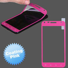 Samsung Galaxy S2 4G Sprint Boost Color Coating Screen Protector Pink