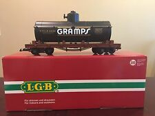 Lgb 46803 Gramps Tank Car