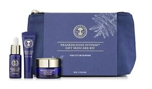 Neals Yard NEW Frankincense Intense™ Lift Skincare Kit Natural Organic Skincare