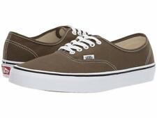 Vans Authentic Brown/ White  Women's Skate Size 8.5