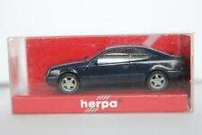 Mercedes Benz CLK Klasse  C208  Herpa  1:87  dunkelblau