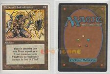 MTG Magic Pietra dell'Indebolimento Meekstone - 2ª Bordo Bianco 1995 ITALIANA NM