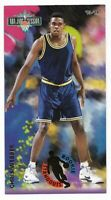 CHRIS WEBBER 1993-94 Fleer NBA Jam Session ROOKIE STANDOUTS #8 ~ Warriors NBA