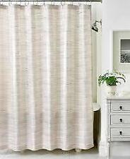"""Martha Stewart Segment Stripe Shower Curtain 72"""" x 72"""""""