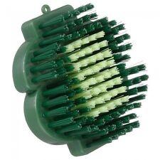 Tough -1 Soft Bristle Brush /Dollar Sign Design w/ Crystals - Green -You get 2