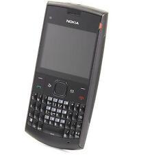 Nokia X Series X2-01 gray (Unlocked) QWERTY keypad  Cellular Phone