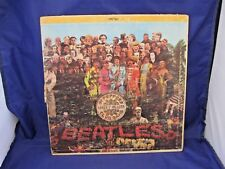 Beatles Record Album:  Sgt. Peppers Lonely Hearts Club Band