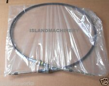 KOMATSU  EXCAVATOR  BLADE CONTROL CABLE PW30-1