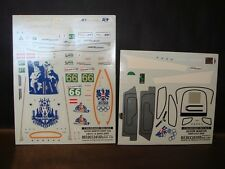 DECALS 1/24 ASTON MARTIN DBR9 LMGT1 - #66 - LE MANS 2009  - COLORADO 24107