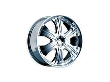 "Brand New Diamo-27 wheels 20"" Chrome (5x100/5x112/5x114.3/5x120) (Set of 4)"