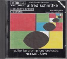 4. Concerto Grosso - 5. Sinfonie; Pianissimo : Alfred Schnittke