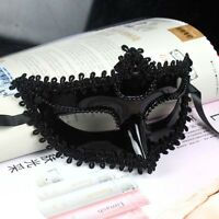 Hot Feater Venetian Masquerade Gold Lace Eye Mask Prom Ball Fancy Dress Carnival