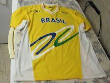 Vtg. Brasil / Brazil Olympic Style Soccer Shirt