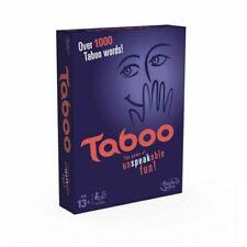 Hasbro Taboo The Game of Unspeakable Fun Board Game