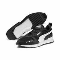 Puma R78 Unisex Sneaker Low Top Turnschuhe 373117 Schwarz