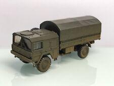 Herpa Roco minitanks MAN Kat.1 N 4510 4x4 PrPl oliv verschmutzt (Mo3294)