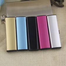 Creative Personalized Metal USB Charging Two Side Cigarette Lighter Convenient