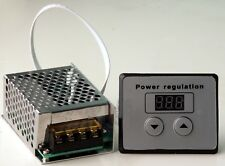 PWM-Drehzahlregler 4000 Watt, 230V/AC Motor Speed Controller Dimmer  1St.