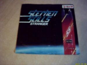 Vinyle 45 tours :   Stephen Stills :  Stranger.