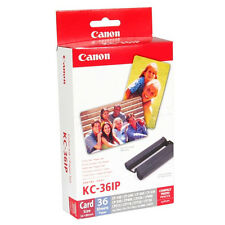 Genuine Canon KC36IP Ink & Paper Pack