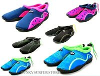 TWF KIDS CHILDRENS BOYS GIRLS WOMENS MENS AQUA WET WATER BEACH SURF SEA SHOES