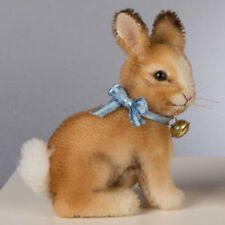R John Wright brand Easter Bunny, Plunk, adorable!