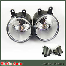 New Fog Light Lamp  Left Right RH LH Side Fit For Lexus Toyota Camry Yaris 2 PCS