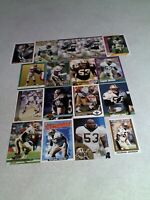 *****Vaughan Johnson*****  Lot of 55 cards.....31 DIFFERENT / Football