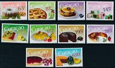 [322034] Curacao 2011 Gastronomy good set of stamps very fine MNH