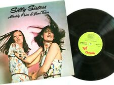 MADDY PRIOR & JUNE TABOR – Silly Sisters 1976 Folk Vinyl LP Green Label VG+/VG+