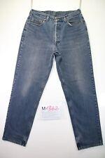 Levi's 412 Boyfriend (Cod. M1388) tg50 W36 L34 jeans gebraucht vintage Original