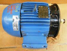 WEG MOTOR, W21, 00318EP3E182T, 3 HP, 2.2 KW, 1765//1450 RPM, 3 PHASE