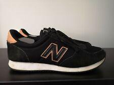 Mens New Balance 220 Black Low Trainers - UK 9
