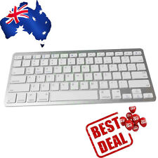 Wireless Bluetooth Keyboard For Air ipad Mini Mac Computer PC Macbook DQ