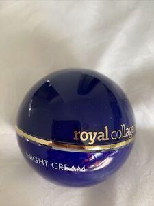 JUDITH WILLIAMS~Royal Collagen Night Cream--50ml--NEW UNBOXED