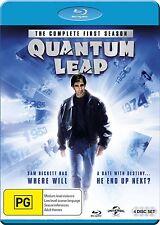QUANTUM LEAP : COMPLETE SEASON 1  -  Blu Ray - Sealed Region B for UK