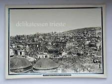 SALONICCO Thessaloniki Grecia hellas Macedonia ORIGINAL OLD PHOTO 1917 Fire 5