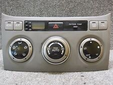 2001 2007 Toyota Noah Voxy AZR60 AC Heater Climate Control JDM OEM