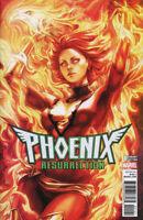 X-Men Phoenix Resurrection #1 (RARE Artgerm Variant Cover, Marvel)