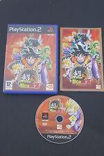 PS2 : SUPER DRAGONBALL Z - Completo ! Dal celebre cartone animato !
