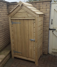 High Quality Premium Timber Garden Tidy Store Shed Pressure Treated 3ftx2ftx6ft
